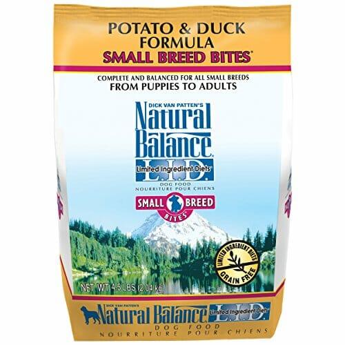 Natural Balance LID Limited Ingredients dog food
