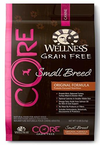 Wellness CORE Natural Grain Free dog food