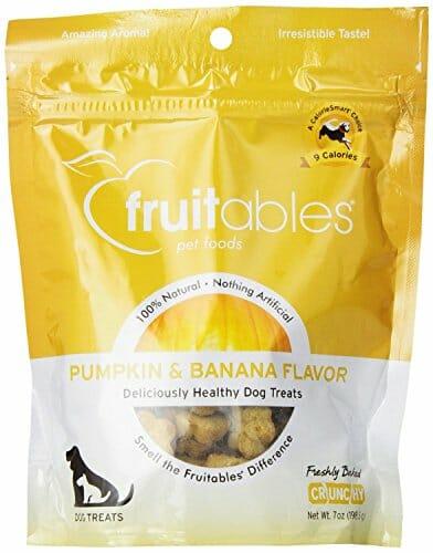 Fruitables Crunchy and Vegan Dog Treats