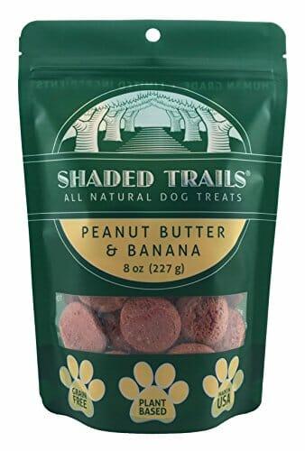 Shaded Trails All Natural Plant Based Vegan Dog Treats