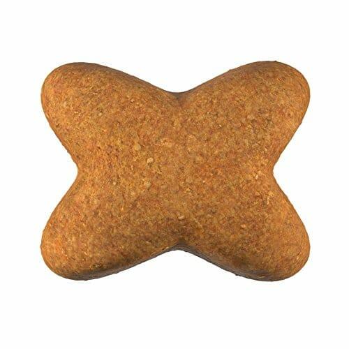 German Shepherd dog food shape