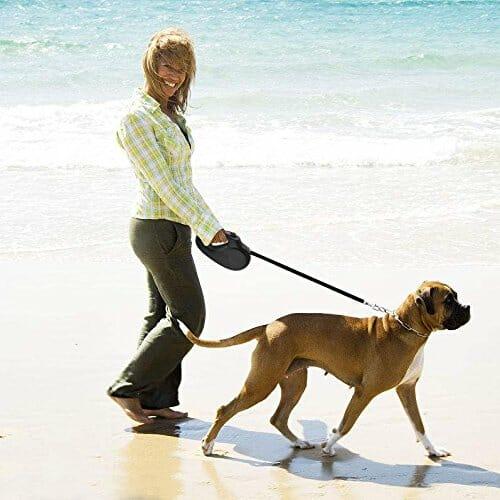 URPOWER Heavy Duty retractable dog leash