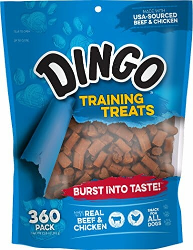 Dingo Soft and Chewy training treats
