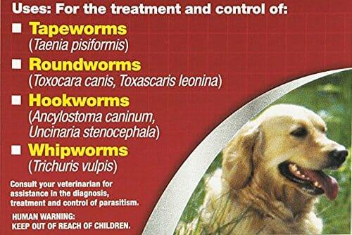 quad deworming medicine