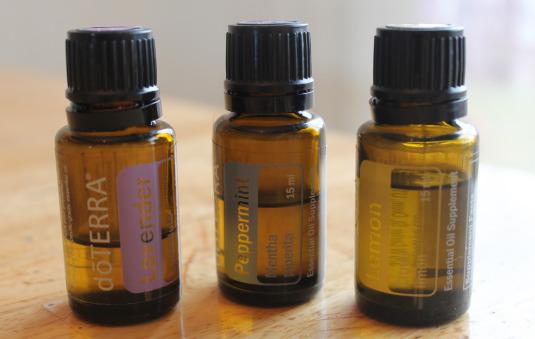 3-bottles-of-oil-for-fleas
