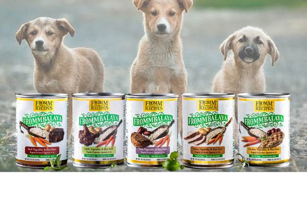 Fromm Dog Food Recipes
