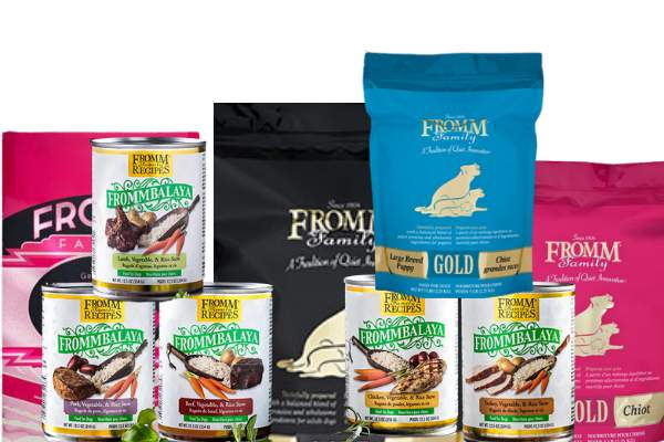 Overall Fromm Dog Food Review Rating