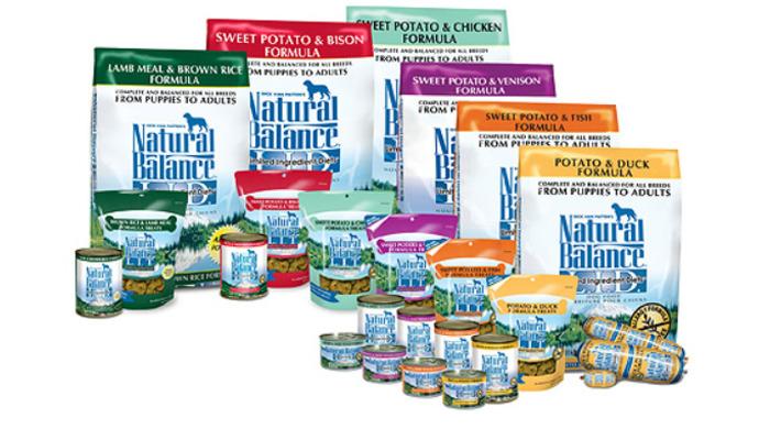 Natural Balance Dog Food Review