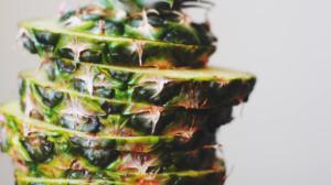 Slice Pineapple
