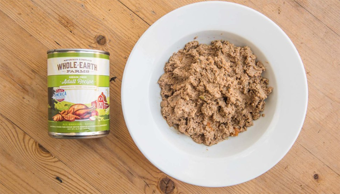 Whole Earth Farms Dog Food Review