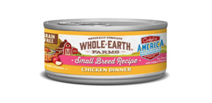 Whole Earth Farm Li'l Plates Dog Food