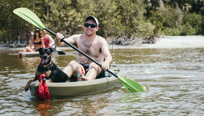 Best Kayaks for Dogs Review in 2021
