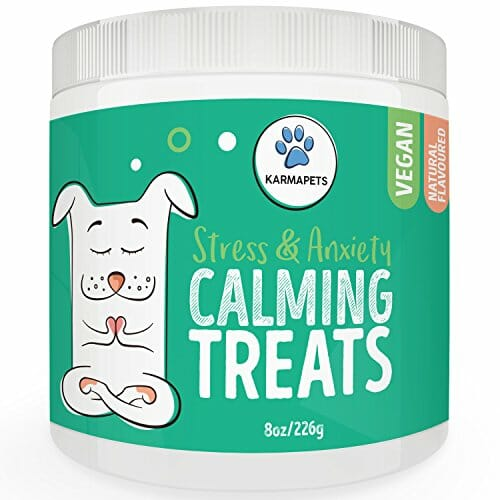 KarmaPets Calming Treats for Dogs Tub