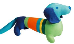 Olympic mascot dachshund