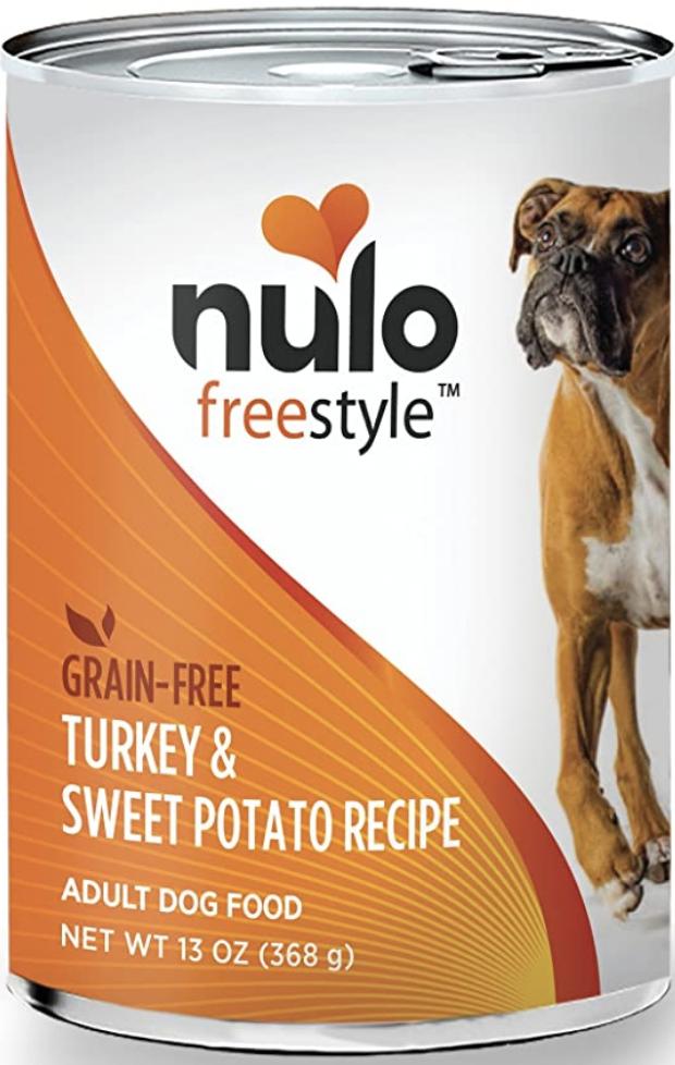 Nulo Freestyle Grain-Free Turkey and Sweet Potatoes Recipe